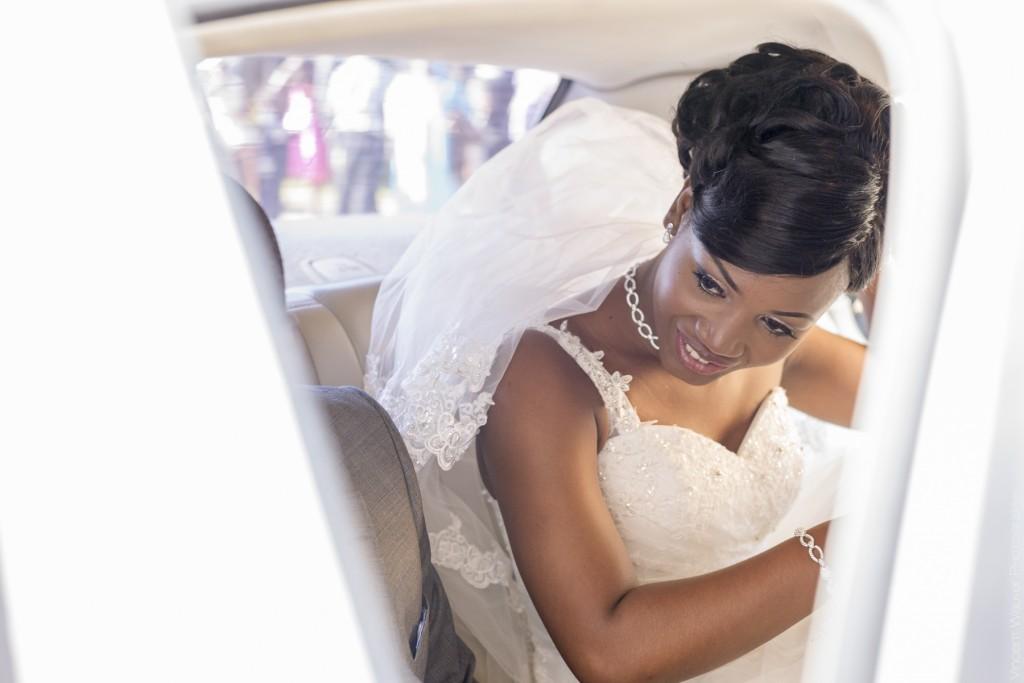 Mariage Moseka Djibril