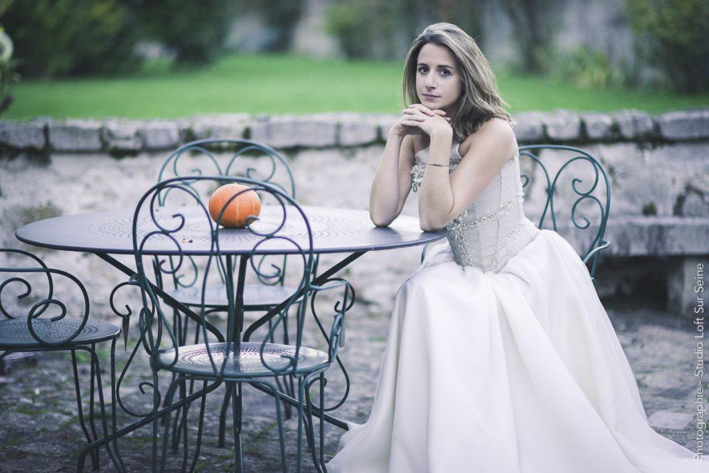 photo robe citrouille