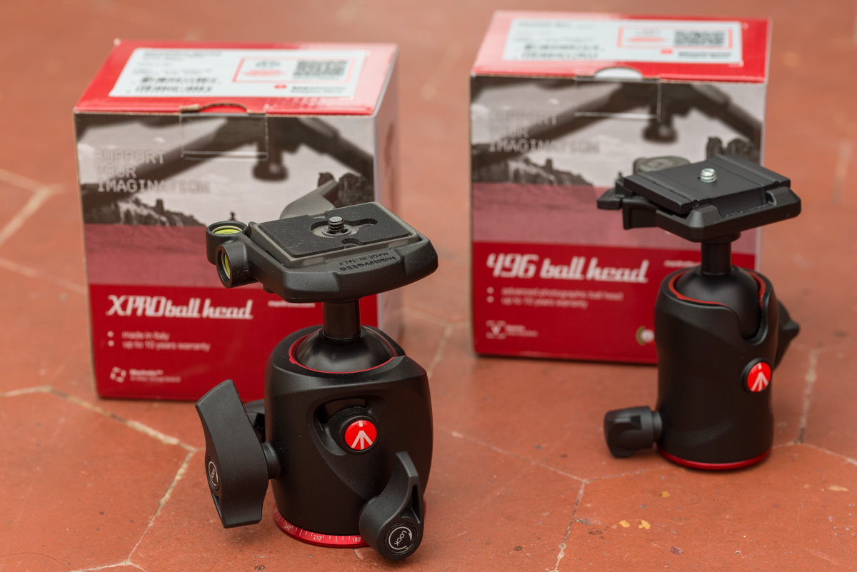 Manfrotto Xpro VS 496