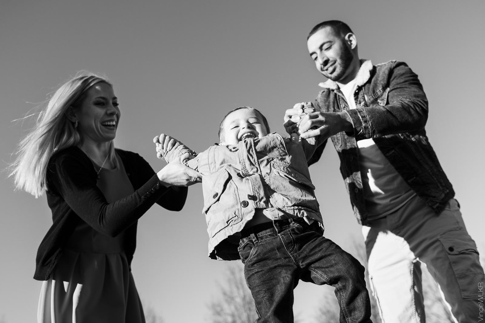 photo de famille à Nandy 77176 grand angle