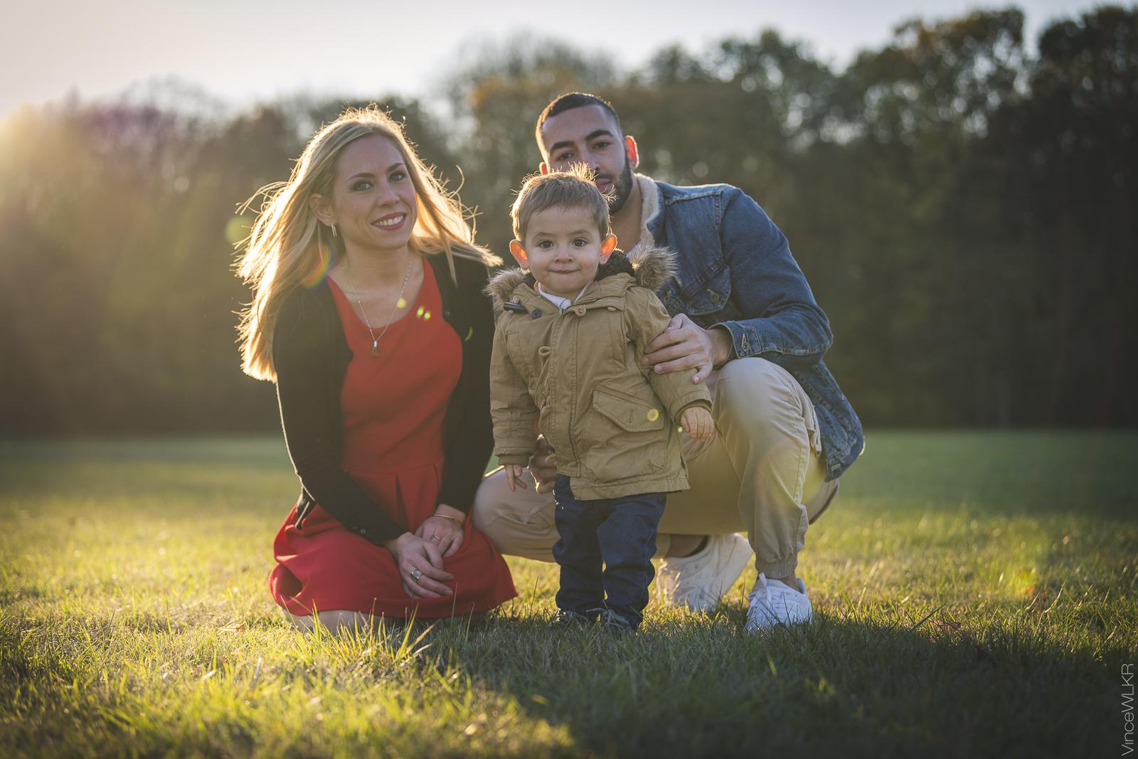 photo de famille à Nandy 77176