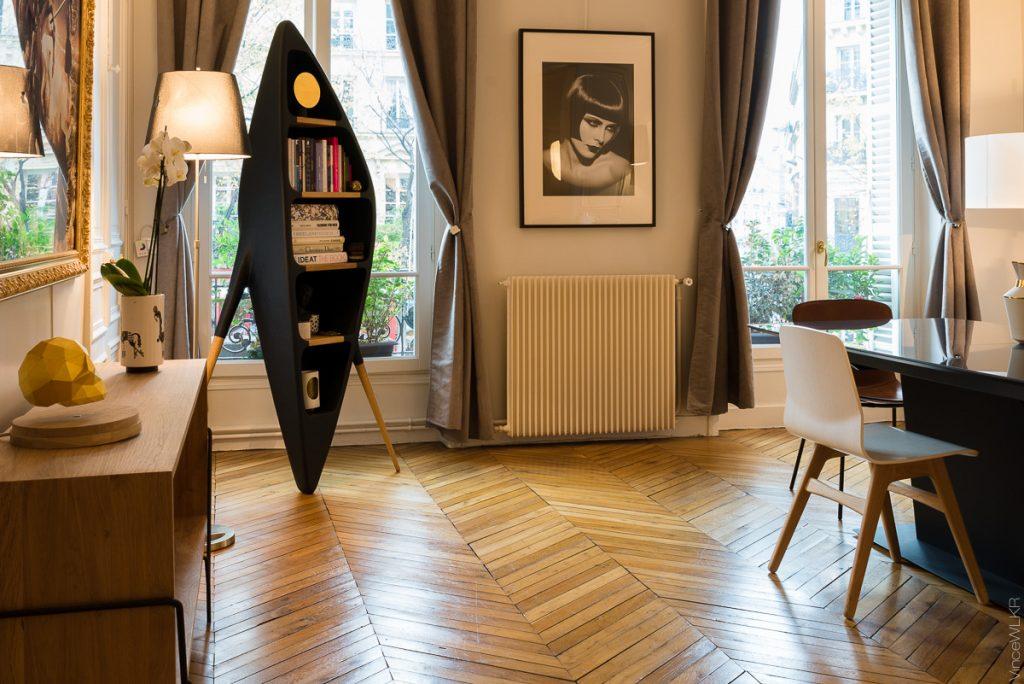 mobilier design à Paris
