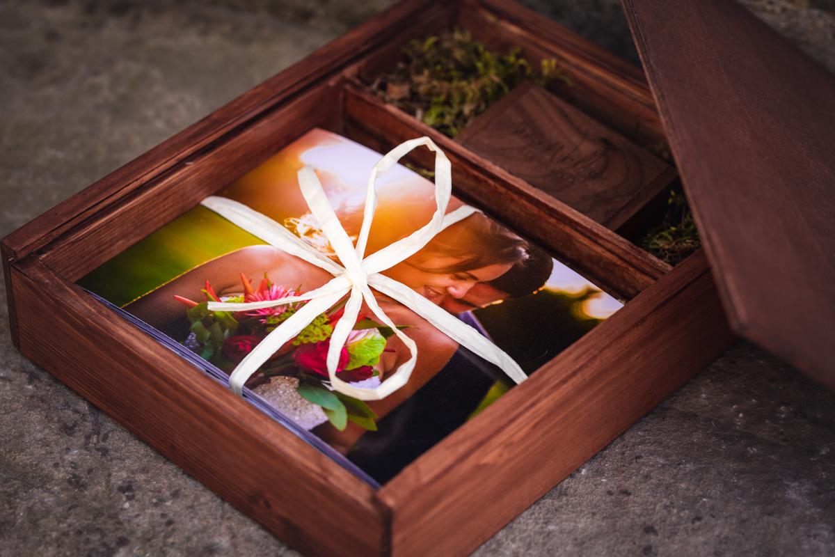 tirage papier fine art dans une boite