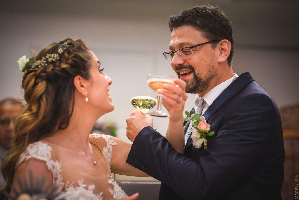 mariage coupe de champagne
