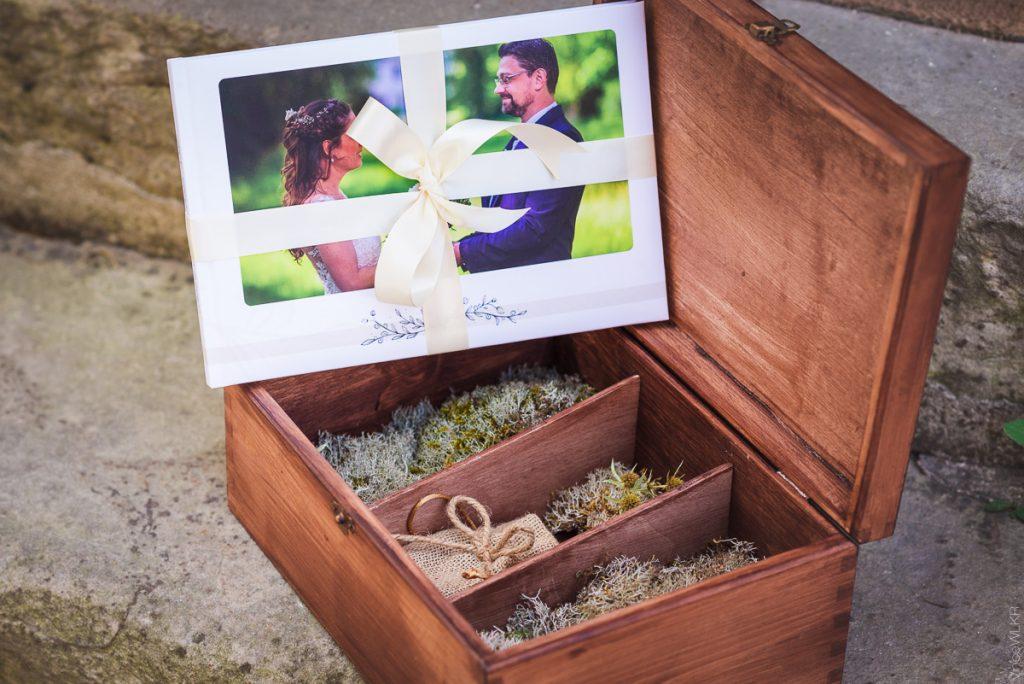 boite mariage packaging