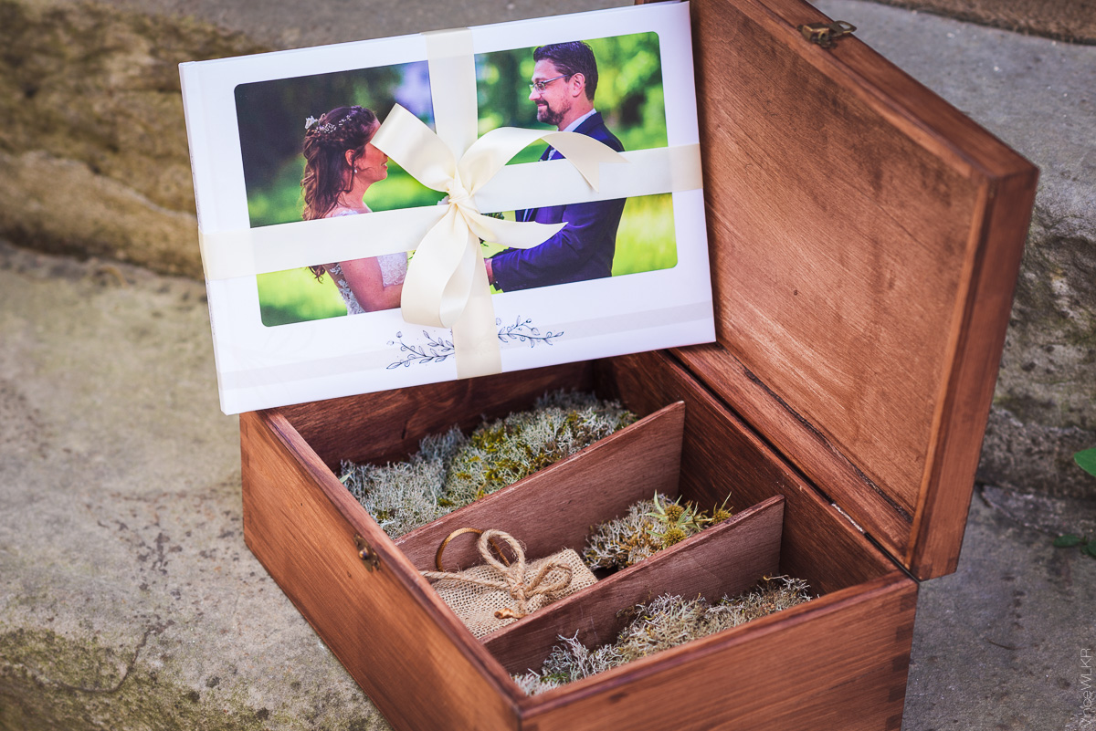 boite mariage packaging