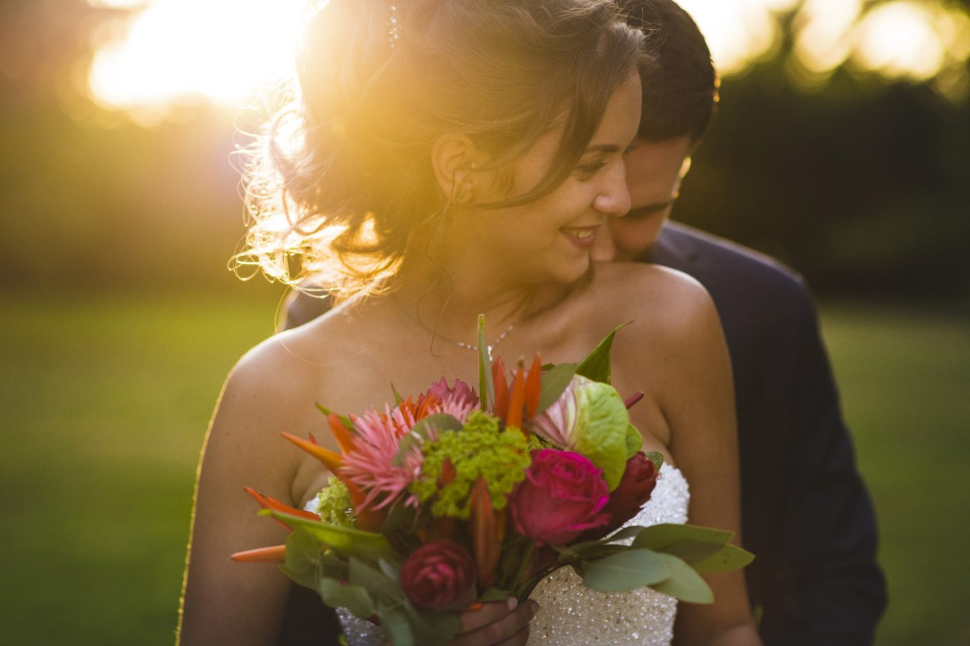 golden hour couple mariage Vincent Walker photographe