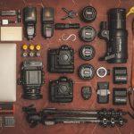 matériel photographe, nikon, profoto, apple