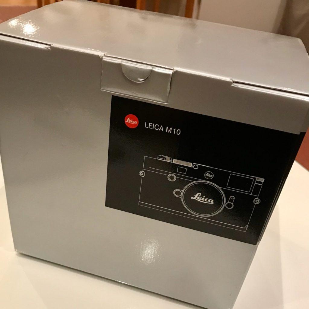 boite Leica M10