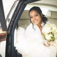 mariage en Rolls Royce
