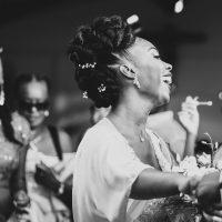 la sortie de la mariée à l'église